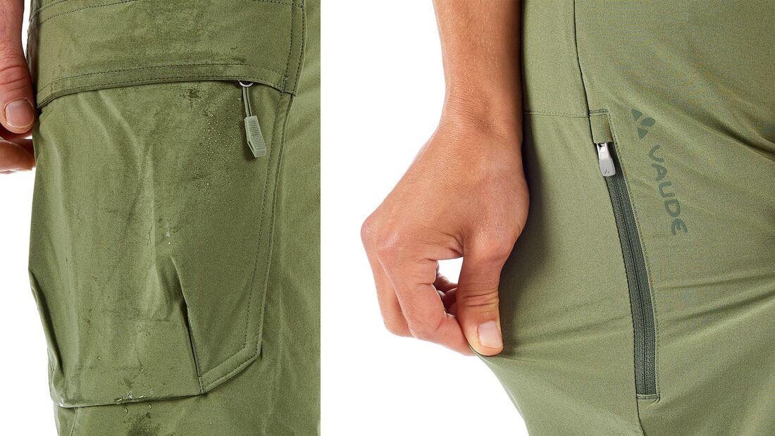 Vaude Skarvan Biobased Pants