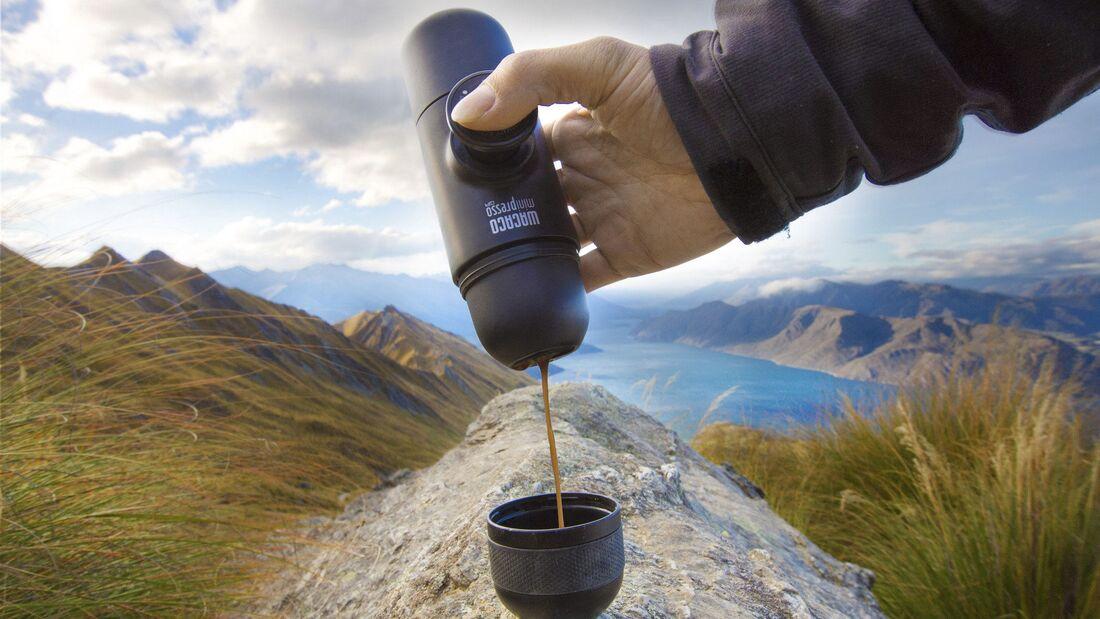 Wacaco Nanopresso Kaffeekocher