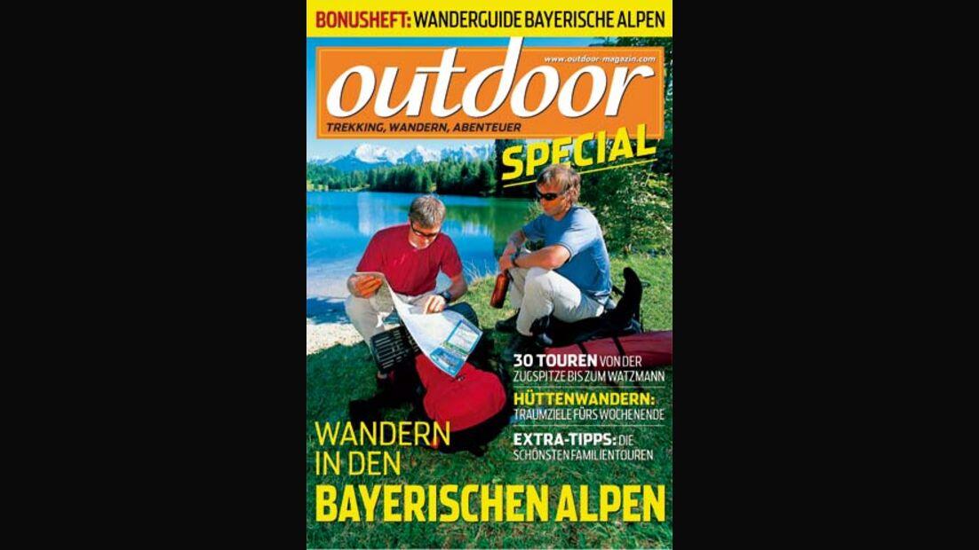 Wanderguide Bayerische Alpen