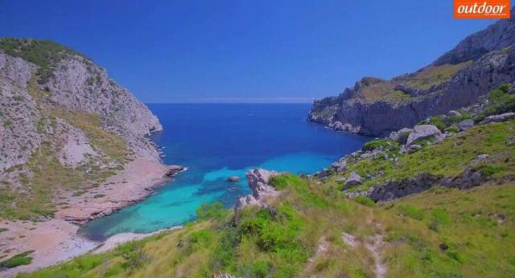 Wanderinseln in Südeuropa