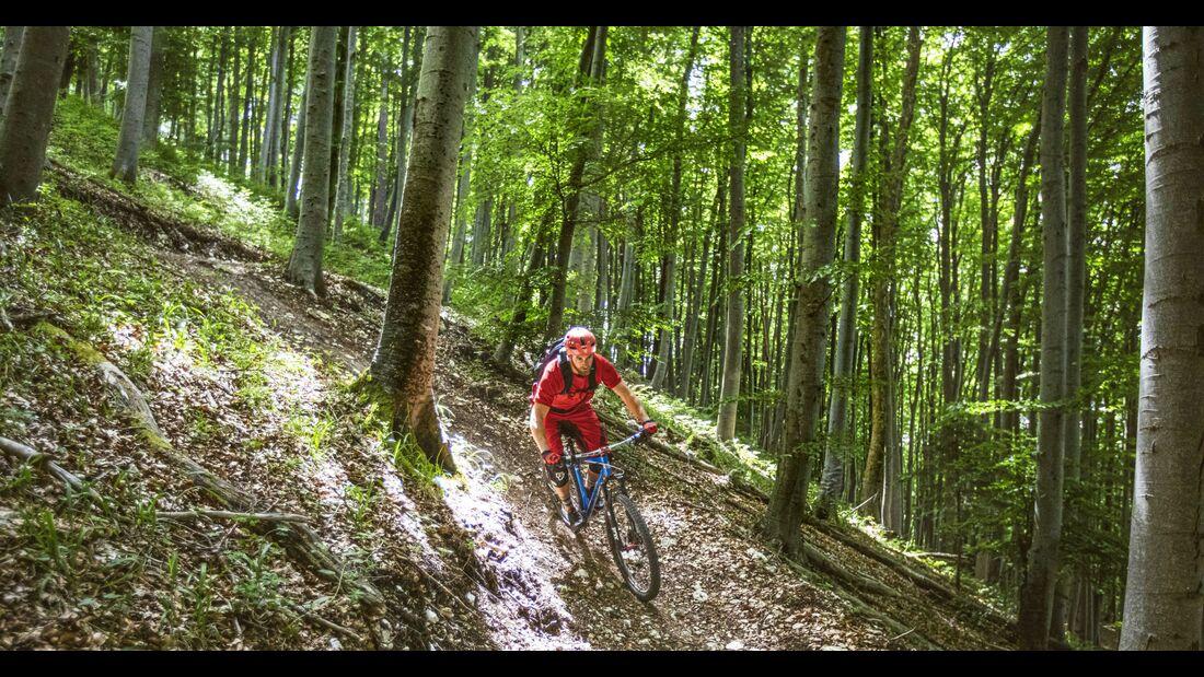 Wandern & Biken rund um Albstadt