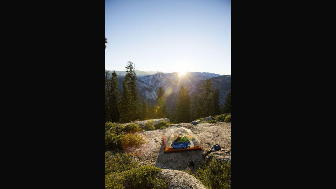 Wandern & Trekking im Yosemite Nationalpark, USA