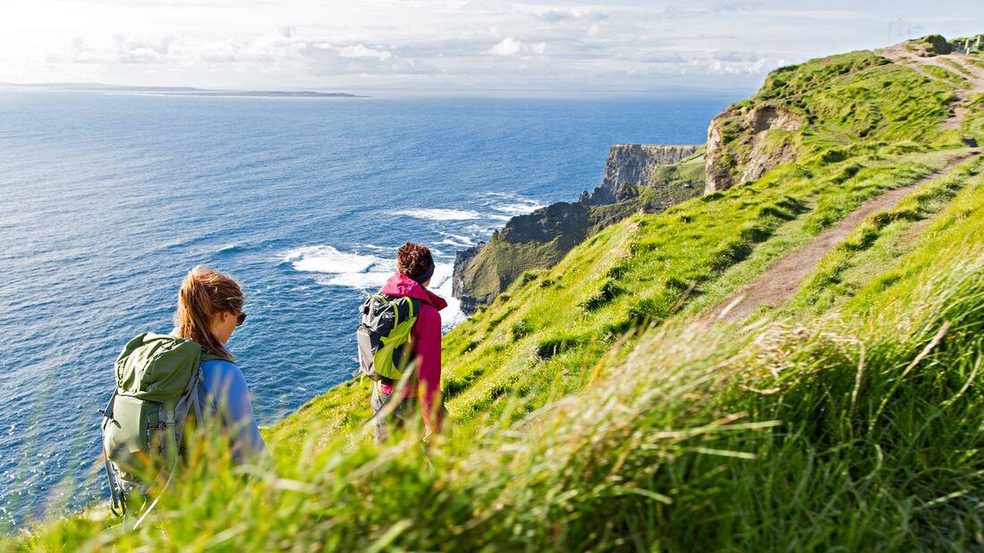 Wandern an Irlands Westküste