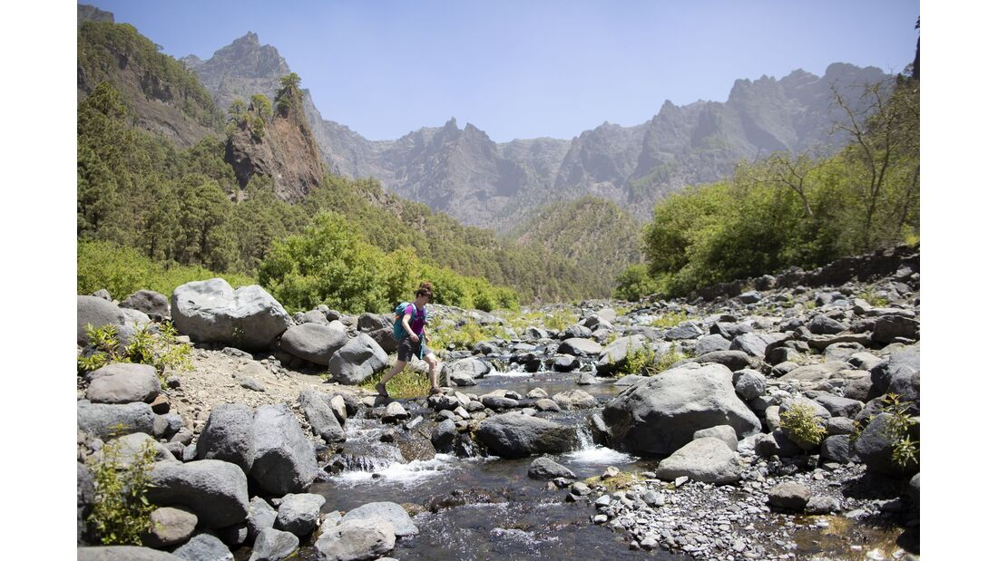 Wandern auf La Palma - Kanaren