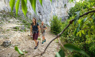 Wandern im Donautal