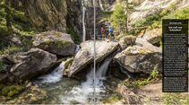 Wandern in den Cottischen Alpen