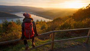 Wandern in der Eifel - rund um Monschau
