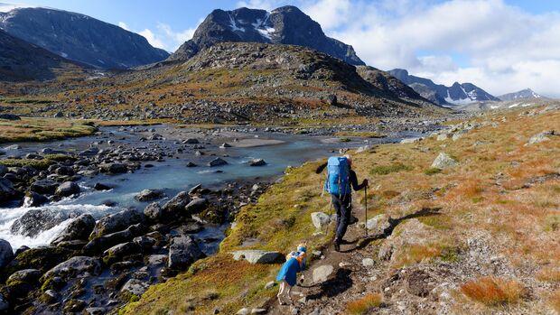 Wandern mit Hund, Tourenplanung und Ausrüstung