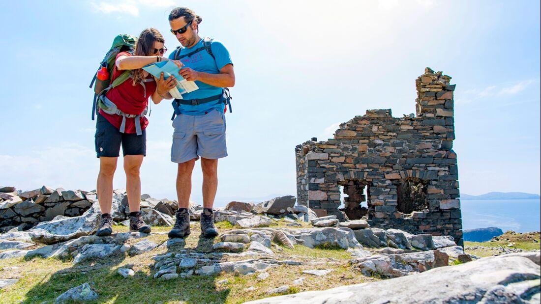 Westspitze der Insel Clare - Irland