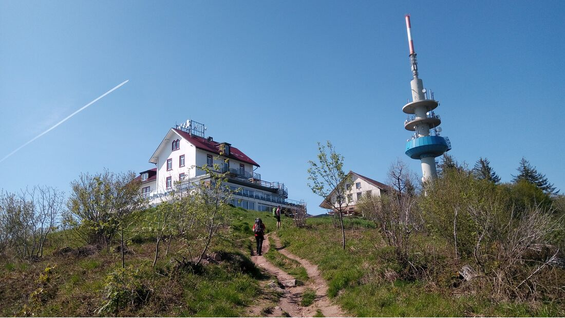 Westweg Wanderung 2019