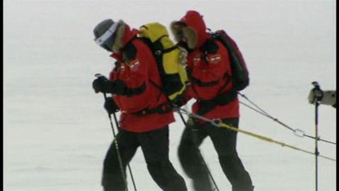 Wettlauf zum Südpol - der Trailer zur ZDF-Serie