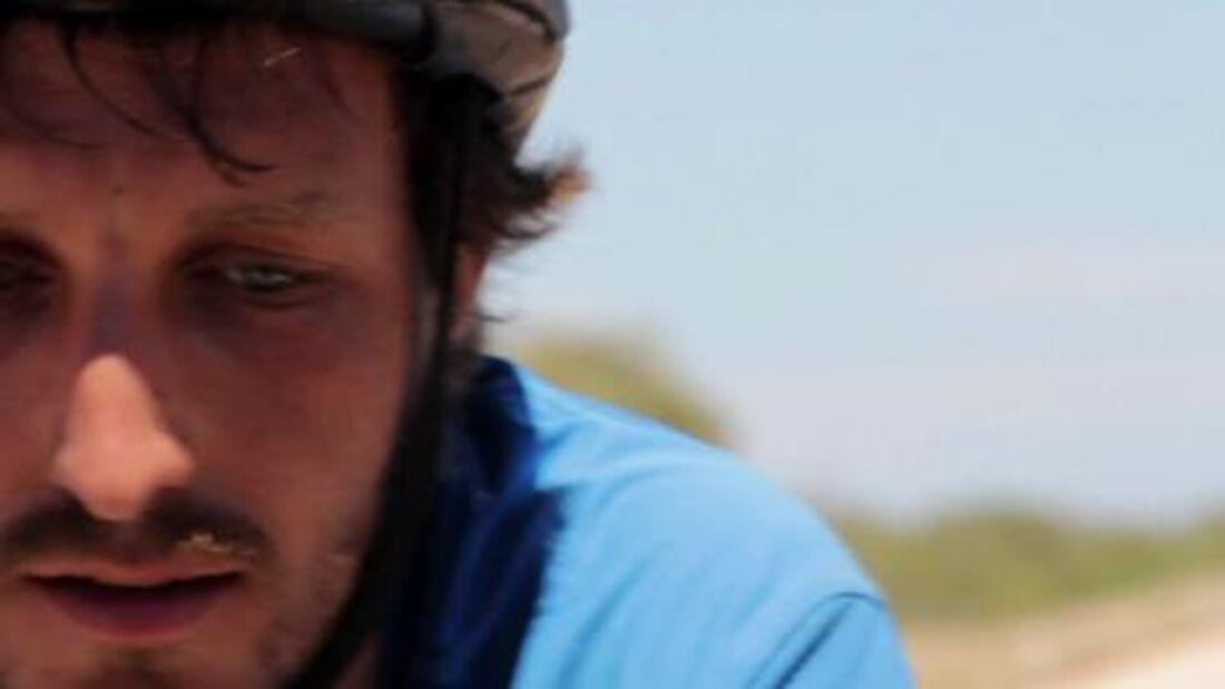 What-a-trip: Maximilian Semsch umrundet mit dem E-Bike Australien. Der Trailer zur DVD