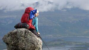 Wildnis-Trekking im Sarek 15