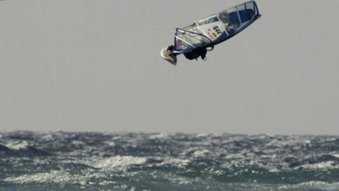 Windsurf-Profi Philip Koester: Video-Porträt