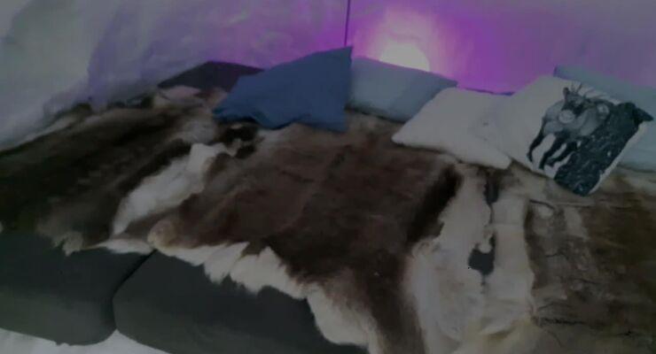 Winter Camp in Are, Schweden