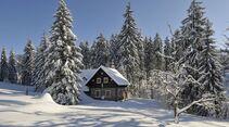 Winter im Isergebirge - Tschechien