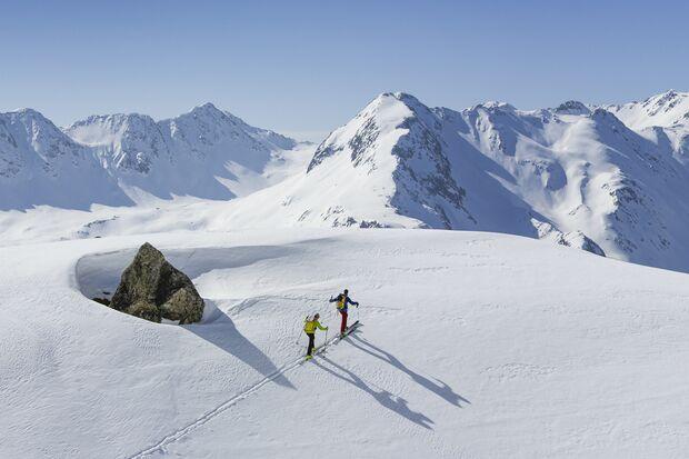 Winterabenteuer, Skitour Osttirol