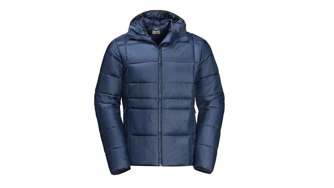 Winterjacken Test 2020 - Jack Wolfskin Argon Thermic Jacket