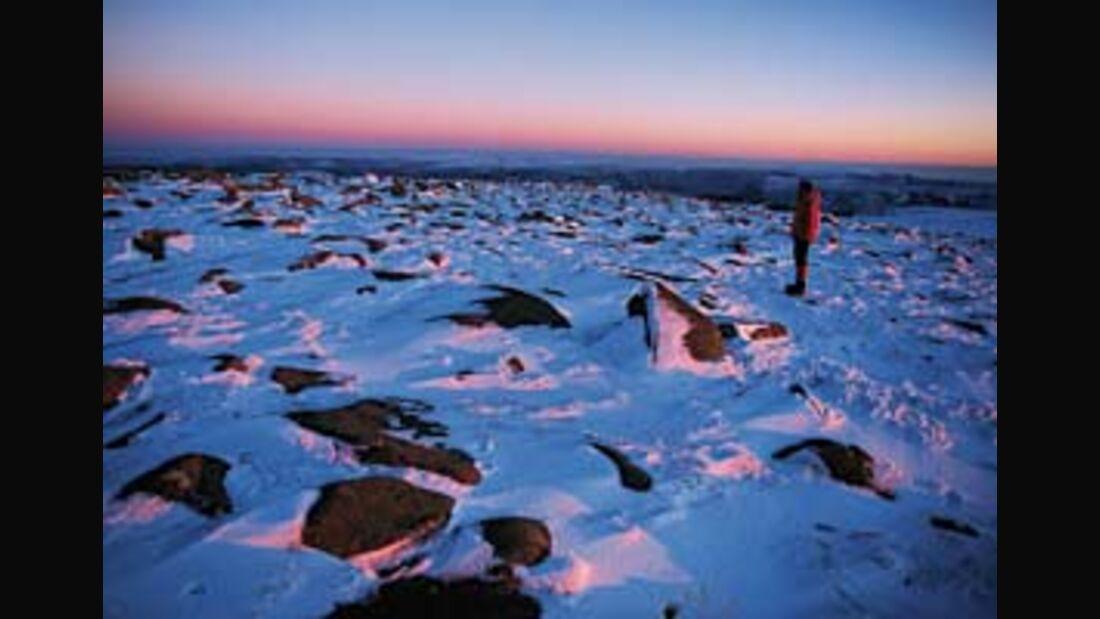 Winterwandern in Schottland
