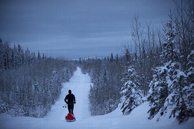 Yukon Arctic Ultra - das kälteste Rennen der Welt 13