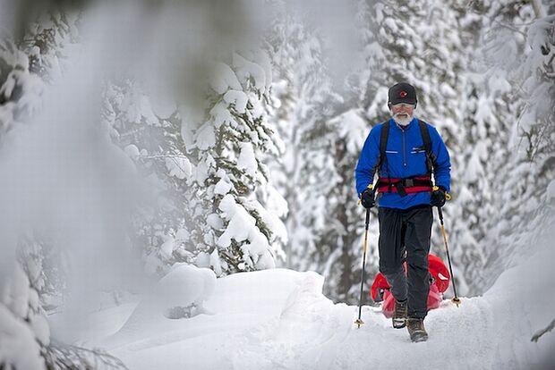 Yukon Arctic Ultra - das kälteste Rennen der Welt 16