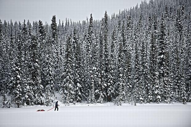 Yukon Arctic Ultra - das kälteste Rennen der Welt 17