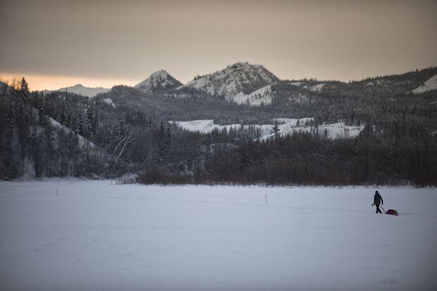 Yukon Arctic Ultra - das kälteste Rennen der Welt 18