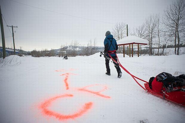 Yukon Arctic Ultra - das kälteste Rennen der Welt 19