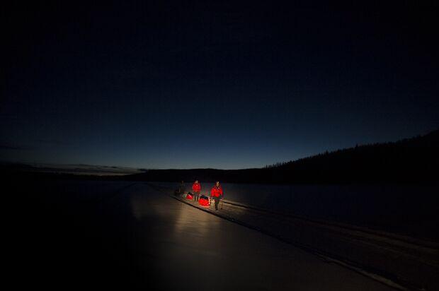 Yukon Arctic Ultra - das kälteste Rennen der Welt 23