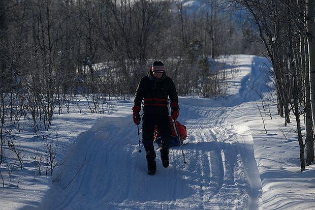 Yukon Arctic Ultra - das kälteste Rennen der Welt 8