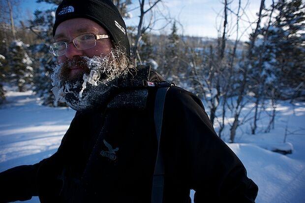 Yukon Arctic Ultra - das kälteste Rennen der Welt 9