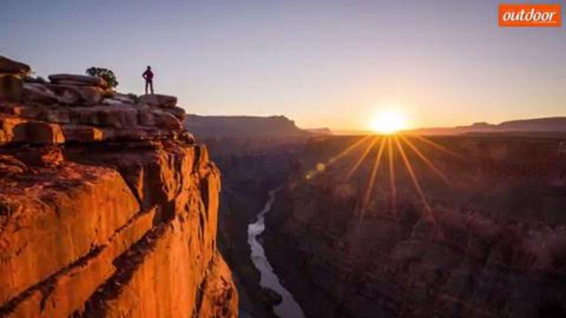 Zahlen & Fakten zum Grand Canyon