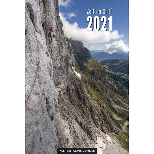 Zeit im Griff Kletterkalender 2021