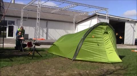 Zelt-Test 2013: Exped Gemini 4
