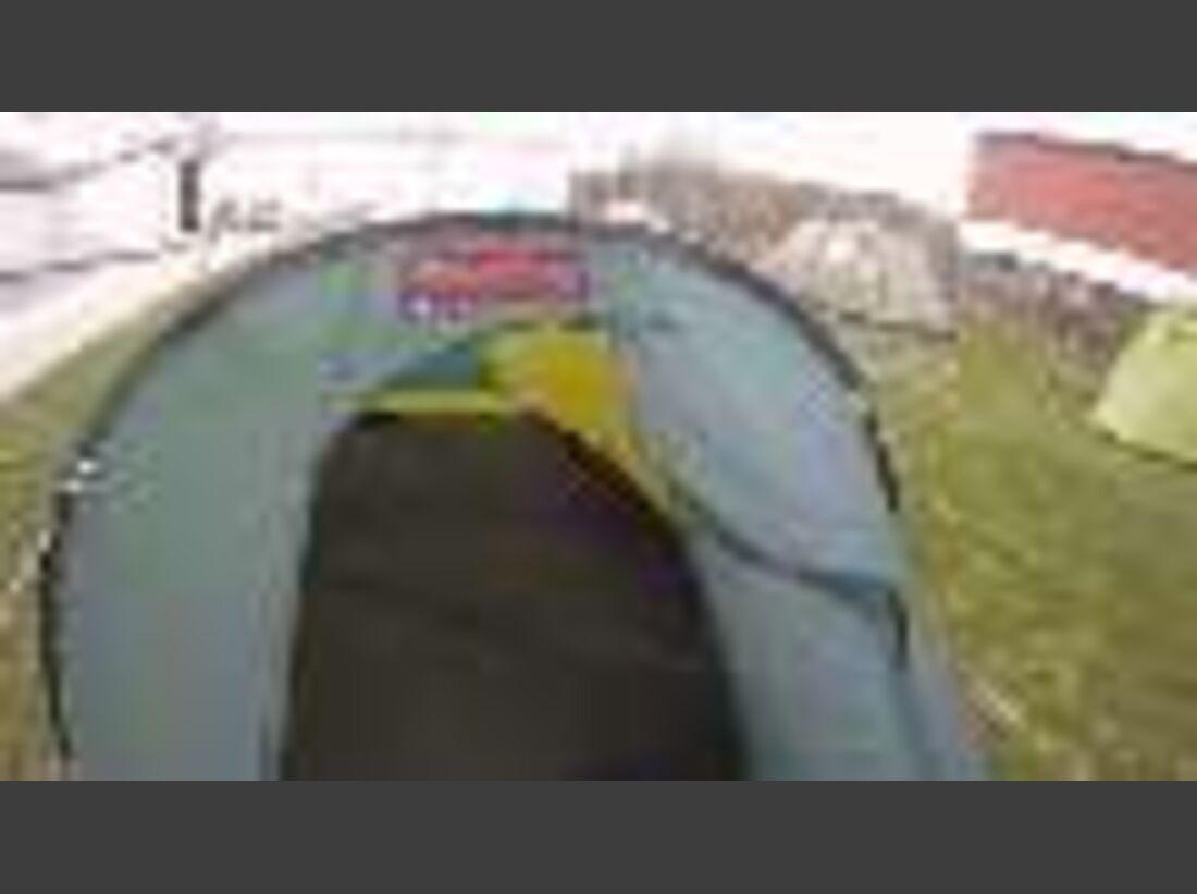 Zelt im Test 2013: Hilleberg Anjan 3