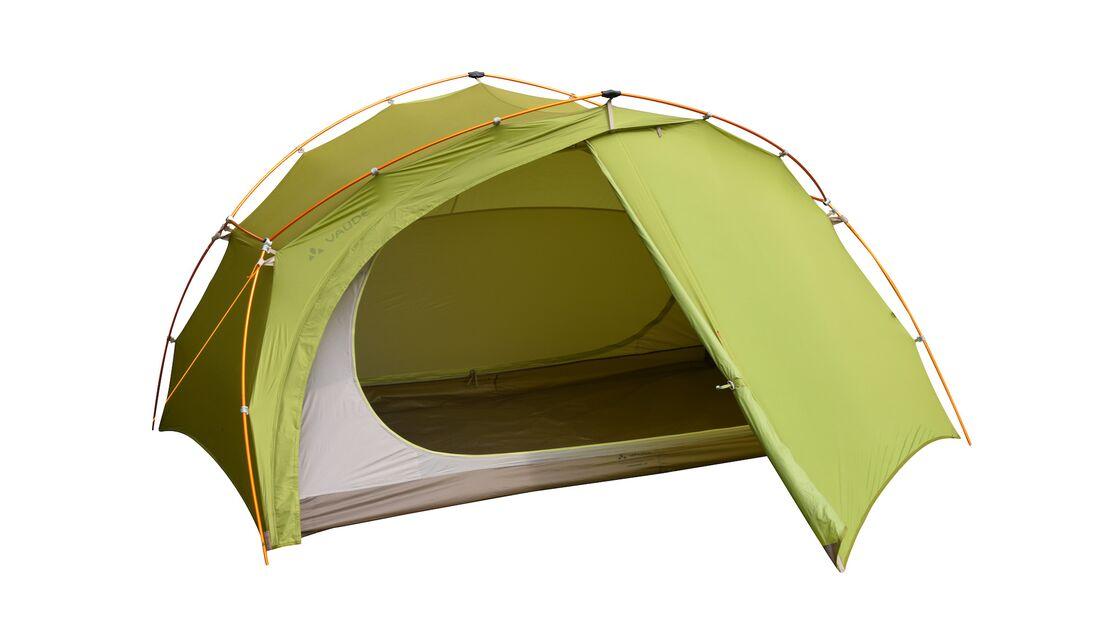 Zelte im Outdoor-Test 07/2021