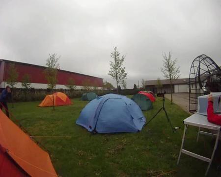 Zelte im Test: Fjällräven Akka Dome 2