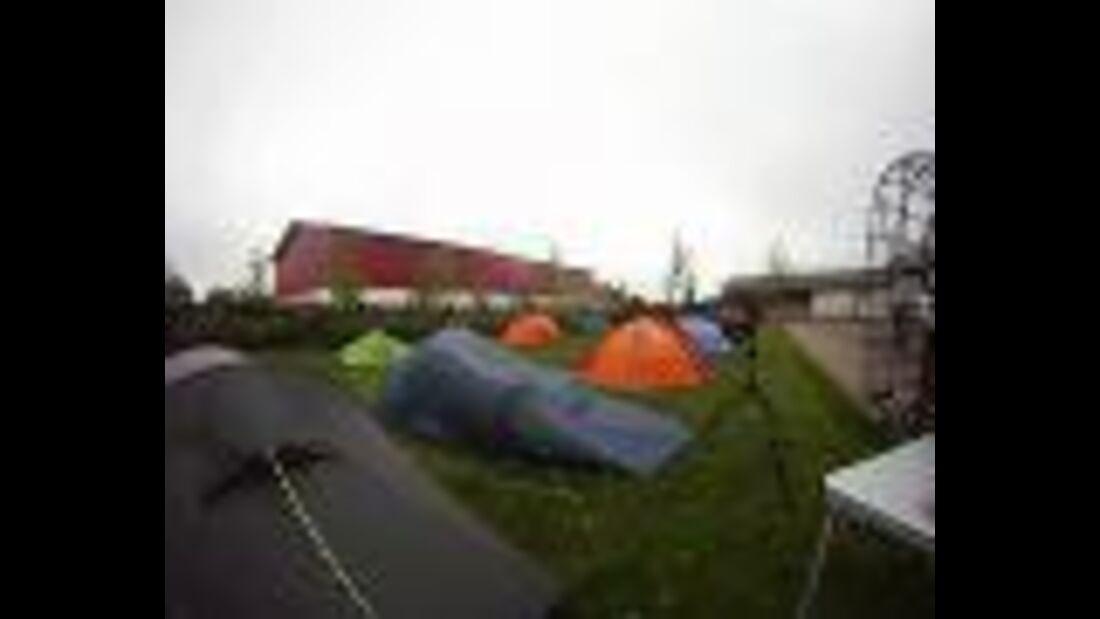 Zelte im Test: Helsport Fjellheimen Superlight