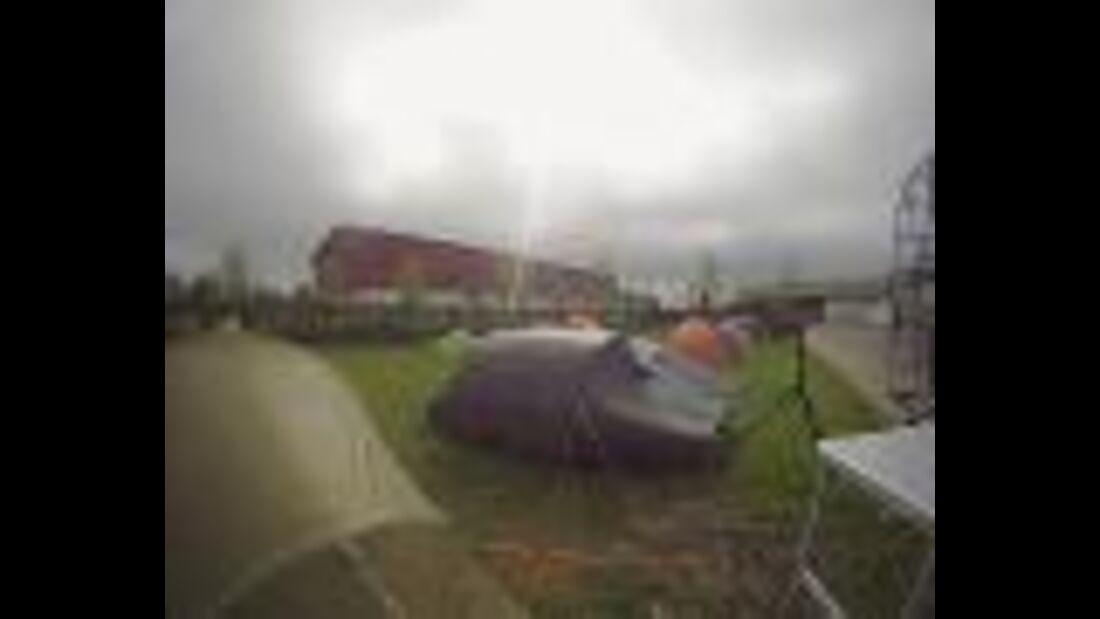 Zelte im Test: Jack Wolfskin Sanctuary 2 RT