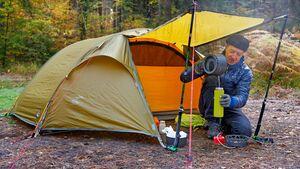 Zelte im Test: Robens Goshawk