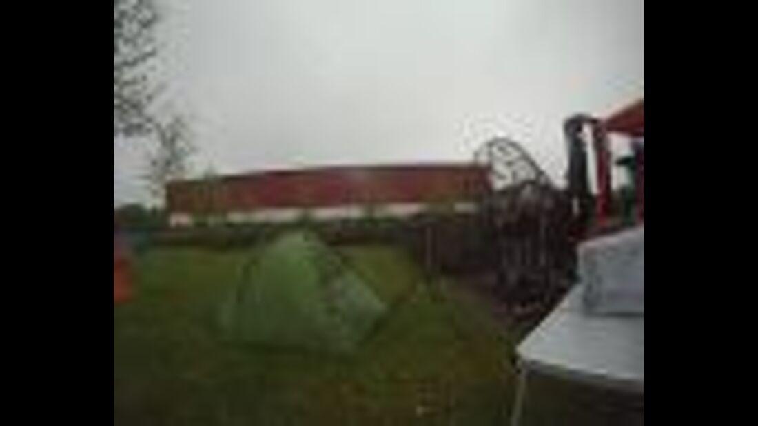 Zelte im Test: Vaude Space 2P