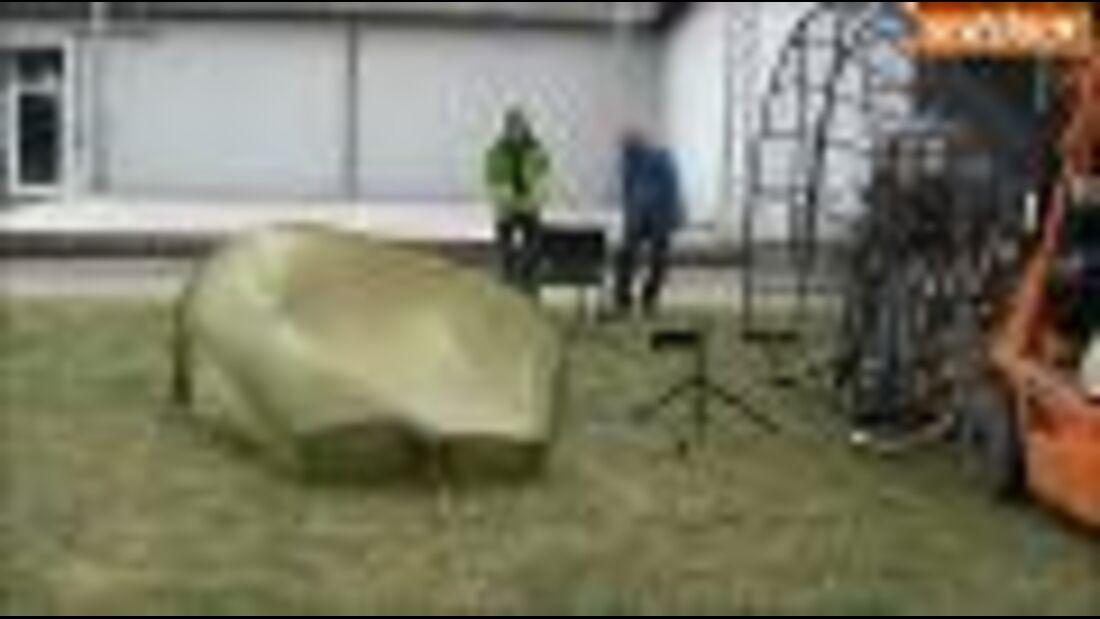 Zelttest 2011: Helsport Ringstind Light 2 (ohne Werbung)