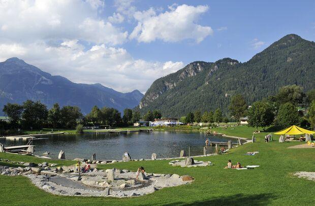 Zillertal - Schlitterer See