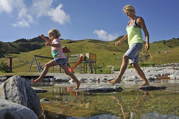 Zillertal Wasserspielpark Spieljoch