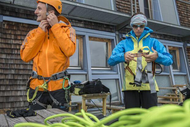 adidas Grip Challenge - Bilder aus Kals und Zermatt 10