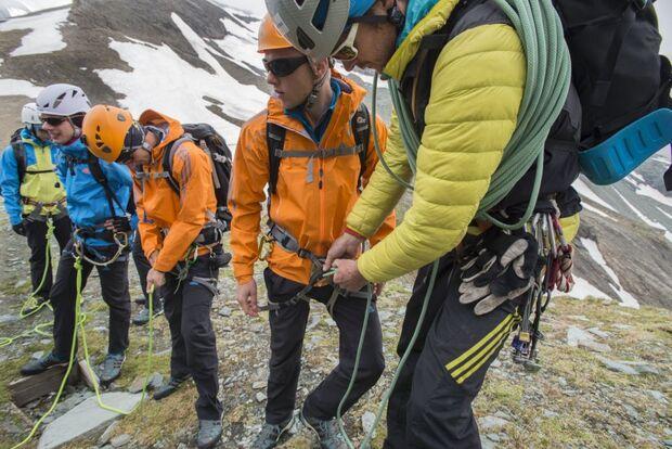 adidas Grip Challenge - Bilder aus Kals und Zermatt 13
