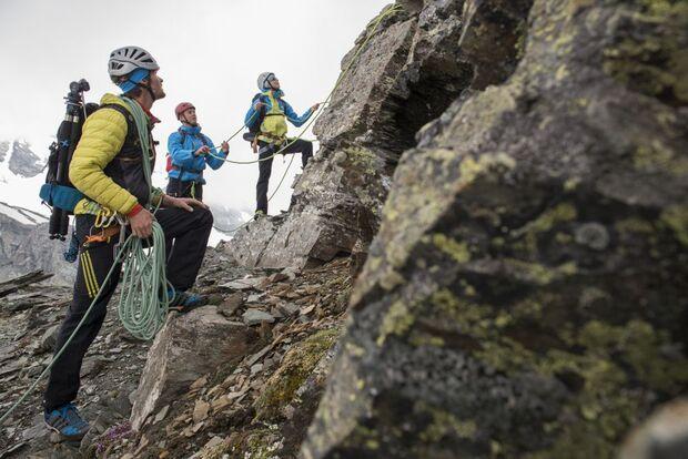 adidas Grip Challenge - Bilder aus Kals und Zermatt 15