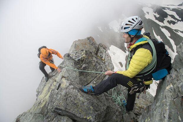 adidas Grip Challenge - Bilder aus Kals und Zermatt 18