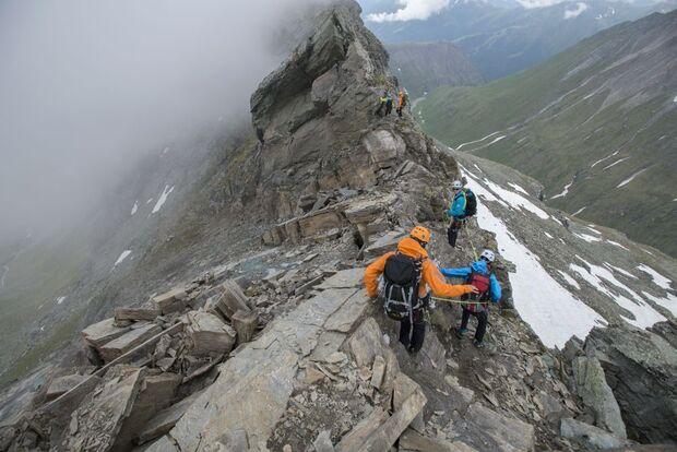 adidas Grip Challenge - Bilder aus Kals und Zermatt 20