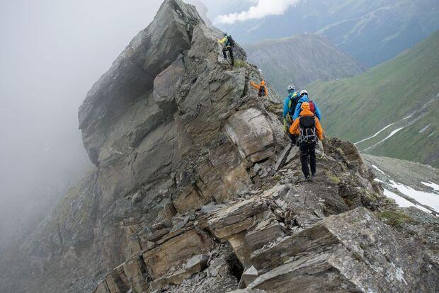 adidas Grip Challenge - Bilder aus Kals und Zermatt 21
